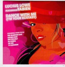 (FI2) Lucious Lowe ft Fabien, Dance With Me - 2006 DJ CD