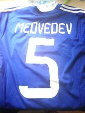 Adidas FK Qarabag Premier League Azerbaiyán (Match Worn) 5 MEDVEDEV