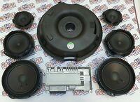Audi Q2 GA B&O Bang Olufsen Soundsystem Verstärker Lautsprecher Bass Amplifier