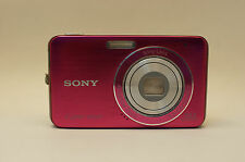 Sony Cyber-shot DSC-W310 12.1 MP Digital Camera - Pink