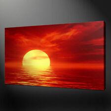 Artist Sunsets Abstract Art Prints