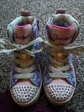 Sketchers Twinkle Toes Mermaid Boots Infant 9.5