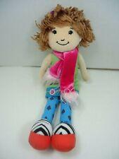"Groovy Girls Talli  Doll Plush 13"" Brown Hair Manhattan Toy"