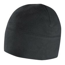 Condor WC BLACK Micro Fleece Watch Cap Military Ski Snow Hat Beanie Skully