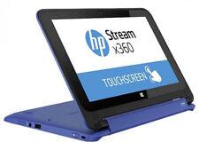 HP Stream x360 11 max. 2.6 Ghz 2GB 32GB SDD Win 10 Pro Touch Screen