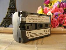 Battery   for SONY NP-F330 NP-F530 NP-F550 NP-F570 L Series 2250mAh