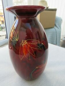 AHS  - Anita Harris Studio Vase - Daisy Chain