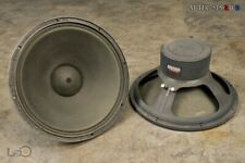 "ALTEC 515 RWB Early type 15"" Speakers 20ohms Pair (Worldwide Shipping)"