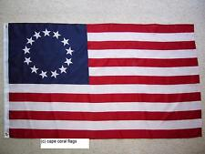 3' X 5' U.S. AMERICAN BETSY ROSS FLAG 3x5 NEW