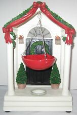Yankee Candle Wax Melt Tart Warmer Festive Collection FRONT DOOR Christmas