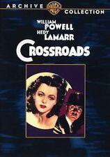 Crossroads DVD 1942 Claire Trevor, Margaret Wycherly, William Powell Hedy Lamarr