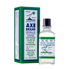 Axe Brand Universal Oil | Effective Quick Fast Relief Cold and Headache | - 14ml