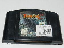 Turok 2 Seeds of Evil Nintendo 64 N64 Video Game Cart