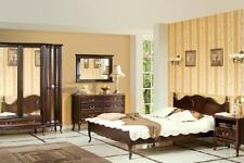 Italienische Stil Möbel Bett Nachttische Keierschrank Kommode Spiegel Komplett