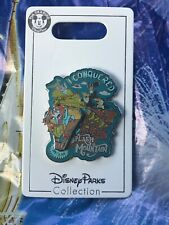Disney Parks Brer Rabbit Bear And Fox Splash Mountain I Conquered Pin New OE Pin