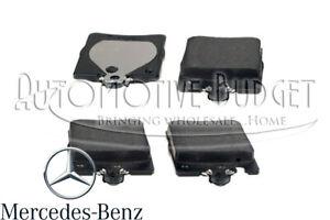 Rear Brake Pads for Mercedes Benz C, CLK, E, & SLK Class Vehicles - NEW OEM