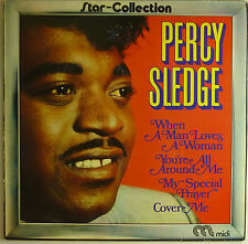 "12"" LP - Percy Sledge - Star-Collection - k5357 - washed & cleaned"