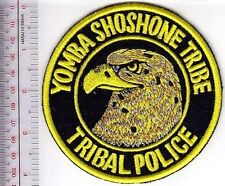 American Indian Tribe Police Nevada Yomba Shoshone Reservation Police Department