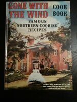 Gone With The Wind Cook Book edition, Famous Southern Recipes Hardcover Like New