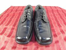 Dockers Dress Formal Black Leather Oxford Lace Up Shoes Men Size 11 US