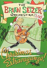 Brian Setzer Orchestra - Christmas Extravaganza [DVD] [2004] [Region 2]