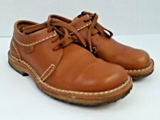 Camel Active Havanna Men Brown Leather Lace Up Chukka Boot Shoe size 6.5