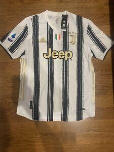Ronaldo Match Player Issue Jersey Shirt Juventus Size 9 Nike Soccer