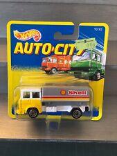 Hot Wheels 1994 93182 Auto City Shell Fuel Truck Sealed