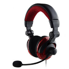 Gaming Headset Headphones Mic Microphone For XBOX One S PS4 PC MAC Tablets 2018