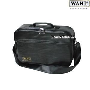Original professional hairdresser barber kit bag Wahl Black-Gold Retro 0091-6145