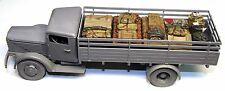 1/35 German Truck Load #4 Resin - Opel Blitz and Tamiya Cargo Truck - Value Gear
