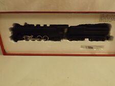 HO Mantua Baltimore & Ohio 2-8-2 steam engine, new in box