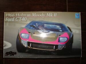 GMP Ford 1966 GT40 #5 HOLMAN MOODY MKII 1/12 DIECAST Le Mans 3rd Place 1 of 350