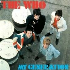 THE WHO - MY GENERATION (DELUXE EDITION) 2 CD +++++++++++NEW