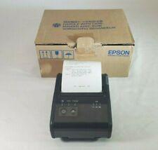 Epson Mobilink Tm P80 M316b Bluetooth 3 Mobile Receipt Printer Working Kr290