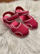 GIRLS TEVA TIDE POOL Sandal Pink Size 2 SPORT WATER SANDALS SHOE