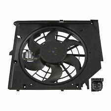 Radiator Fan Inc Frame Fits BMW 3 Series E46 OE 17117561757 Febi 36663