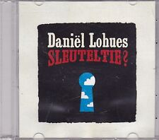 Daniel Lohues-Sleuteltie Promo cd single