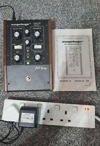 Moog Moogerfooger MF-104 Analog Delay limited edition 867 of 1000 Big Briar