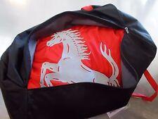 Genuine Ferrari 488 Spider Indoor Car Cover Red OEM 70004727