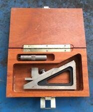 Brown & Sharpe No. 599 624 Planer Shaper Gage Machinist Tool Adjustable Parallel