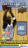 2010/11 UD UNC EXCLUSIVE Factory Sealed Box-Banner! Look for Michael Jordan AUTO
