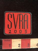 2005 SVRA Car Race Patch - Sports Car Vintage Racing Association 95X1