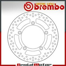 Disco Freno Fijo Brembo Serie Oro Delantero por Suzuki Burgman 250 2003 > 2006