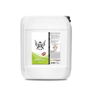 RRC Active Foam Snow Foam 5L Concentrated Prewash Exterior