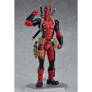 Deadpool Figma Action Figure
