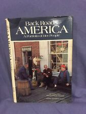 National Geographic Back Roads America a Portrait of her People