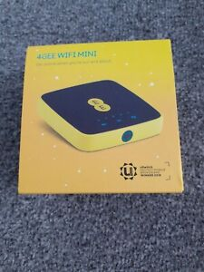 EE 4GEE WIFI MINI EXCELLENT ORDER