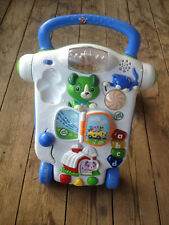 Leapfrog scout musical baby walker - lots of activities and lights