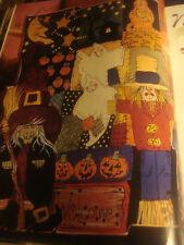 DECORATIVE WOODCRAFTS MAGAZINE OCTOBER 1995 HAPPY HALLOWEEN , WITCH ,CANDY CORN